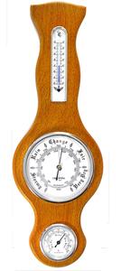 Widdop Banjo Barometer W9592WN