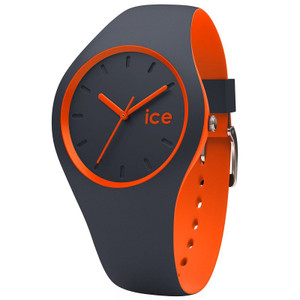 Ice-Watch Unisex Duo Ombre Orange Watch DUO.OOE.U.S.16