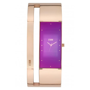 STORM Ladies Alvara RG-Purple Watch 47343/P