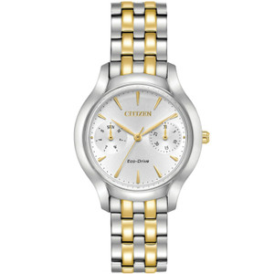 Citizen Ladies Eco Drive Bracelet Watch FD4014-56A