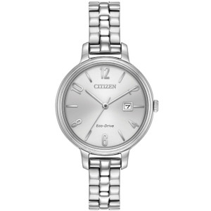 Citizen Ladies Eco Drive Chandler Bracelet Watch EW2440-53A