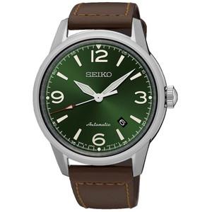 Seiko Presage Automatic Green Dial Watch SRPB05J1