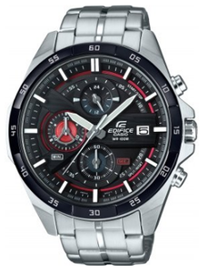 Edifice Mens Chronograph Stainless Steel Watch EFR-556DB-1AVUEF