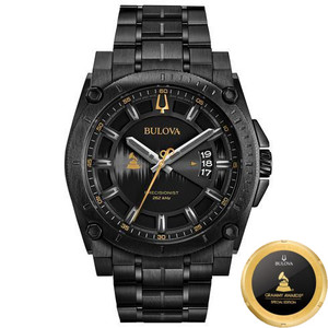 Bulova Men's Precisionist Grammy's Limited Edition Watch 98B295