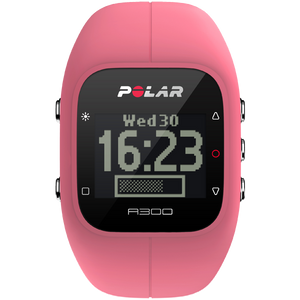 Polar A300 Pink Activity Tracker 90054243 with heart rate sensor.