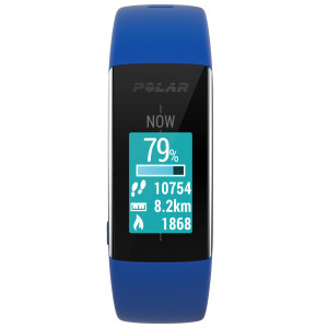 Polar A360 Blue HR Activity Tracker (Medium) 90057447