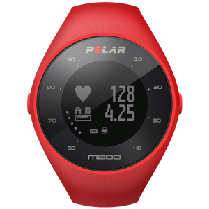 Polar Red M200 GPS Running Watch 90061217