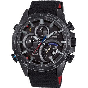 Casio Edifice Limited Edition Toro Rosso Bluetooth Connected Watch EQB-501TRC-1AER