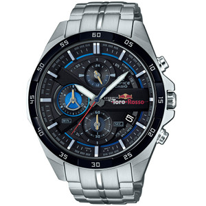 Casio Edifice Mens Toro Rosso Chronograph Watch EFR-556TR-1AER