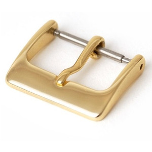 Replacement Gold Buckle For Watch Strap
