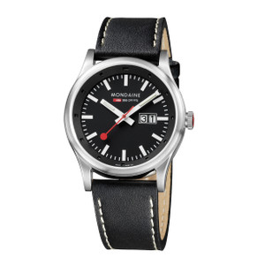 Mondaine Gents Sports Night Vision Watch With Big Date Display A669.30308.14SBB