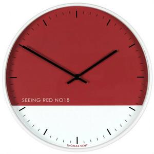 Thomas Kent Eden Clock Seeing Red Wall Clock CKP1611