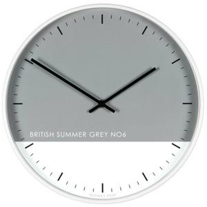 Thomas Kent  Eden British Summer Grey  Wall Clock CKP1610