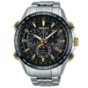 Seiko Astron GPS Solar Powered Mens Watch SSE007J1
