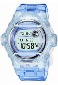 Casio Baby-G Ladies Lilac Digital Watch BG-169R-6ER