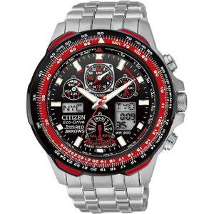 Citizen Red Arrows Skyhawk AT Titanium Men's Watch JY0110-55E