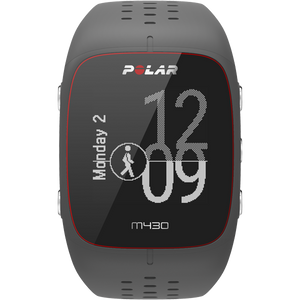 Polar M430 GPS Running Watch Dark Grey 90064404