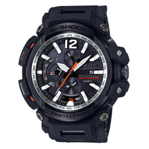 G-Shock Gravity Master 3-Way Time Sync GPS Bluetooth Black Watch GPW-2000-1AER