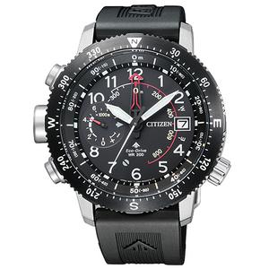 Citizen Eco-Drive Promaster Men's Altichron Diver's Strap Watch BN4044-15E