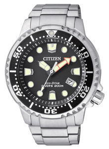 Citizen Eco-Drive Promaster Stainless Steel Diver's Watch BN0150-61E