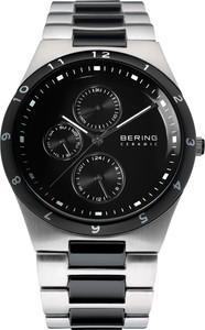 Bering Multidial Silver Mens Watch 32339-742