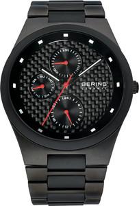 Bering Multidial Black Mens Watch 32339-782