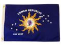 Key West Conch republic Plag