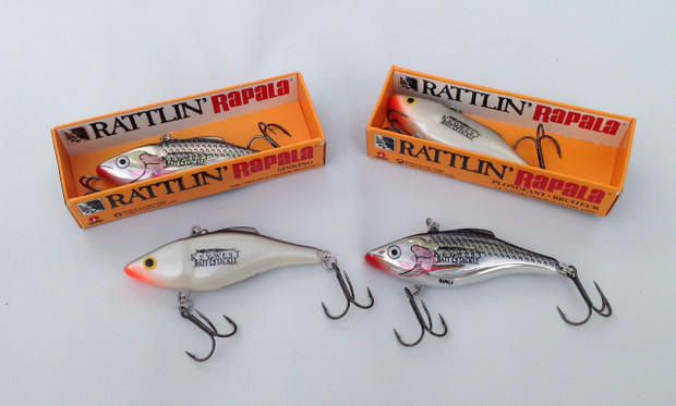 Rattlin Rapala Signature Lure