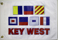 Key West Signal Flag