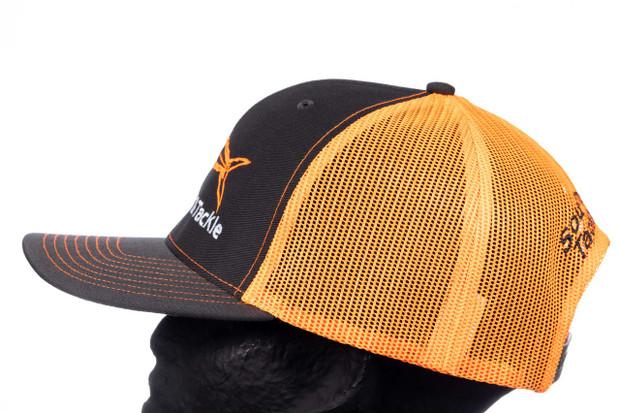 Neon Orange/Charcoal