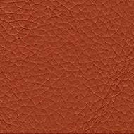Burned Orange Genuine Leather Upholstery Cow Hide Per SQ.FT