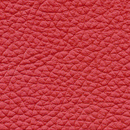 Scarlet Genuine Leather Upholstery Cow Hide Per SQ.FT