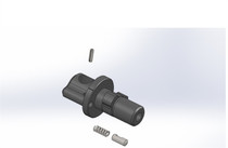 ARAK-21 .300 BLK Gas Adjuster Knob