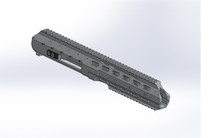 ARAK-21 Upper Receiver (Stripped)
