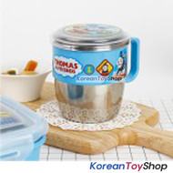 Thomas & Friends Train Stainless Steel Cup w/ Handle & Lid