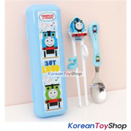 Thomas & Friends Train Stainless Steel Spoon Chopsticks Case Set