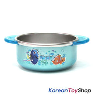 Disney Finding DORY Nemo Stainless Steel Small Bowl Handle Non-slip BPA Free