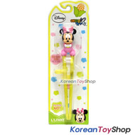 Disney Mickey Mouse Training Chopsticks Kids Children MINNIE Model BPA Free