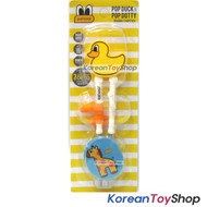 Pancoat chopsticks pop dotty pop duck