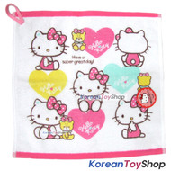 Hello Kitty hand towel