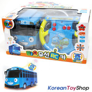 The Little Bus TAYO Radio RC Remote Control Mini Car Toy Set Wireless Kids