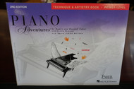 Faber Piano Adventures Technique and Artistry Primer Level