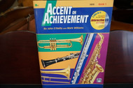Alfred's Accent on Achievement Oboe Book 1 (w/ CD)
