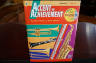 Alfred's Accent on Achievement Baritone T.C. Book 2 (w/ CD)
