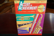 Alfred's Accent on Achievement B Flat Clarinet Book 2 (w/ CD)