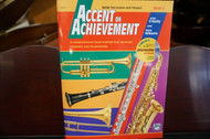 Alfred's Accent on Achievement Mallet Percussion and Timpani Book 2 (w/ CD)