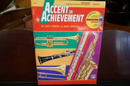 Alfred's Accent on Achievement Percussion Book 2 (w/ CD)