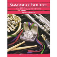 Standard of Excellence Book 1 E Flat Baritone Saxophone