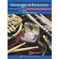 Standard of Excellence Enhanced Book 2 E Flat Baritone Saxophone (w/ CD)