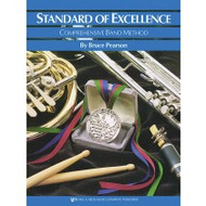 Standard of Excellence Book 2 B Flat Tenor Saxophone